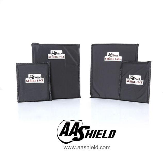 AA Shield Bullet Proof Soft Panel Body Armor Inserts Plate Aramid Core Self Defense Supply NIJ Lvl IIIA 3A 10X12#0(2) 5X8(2) Kit