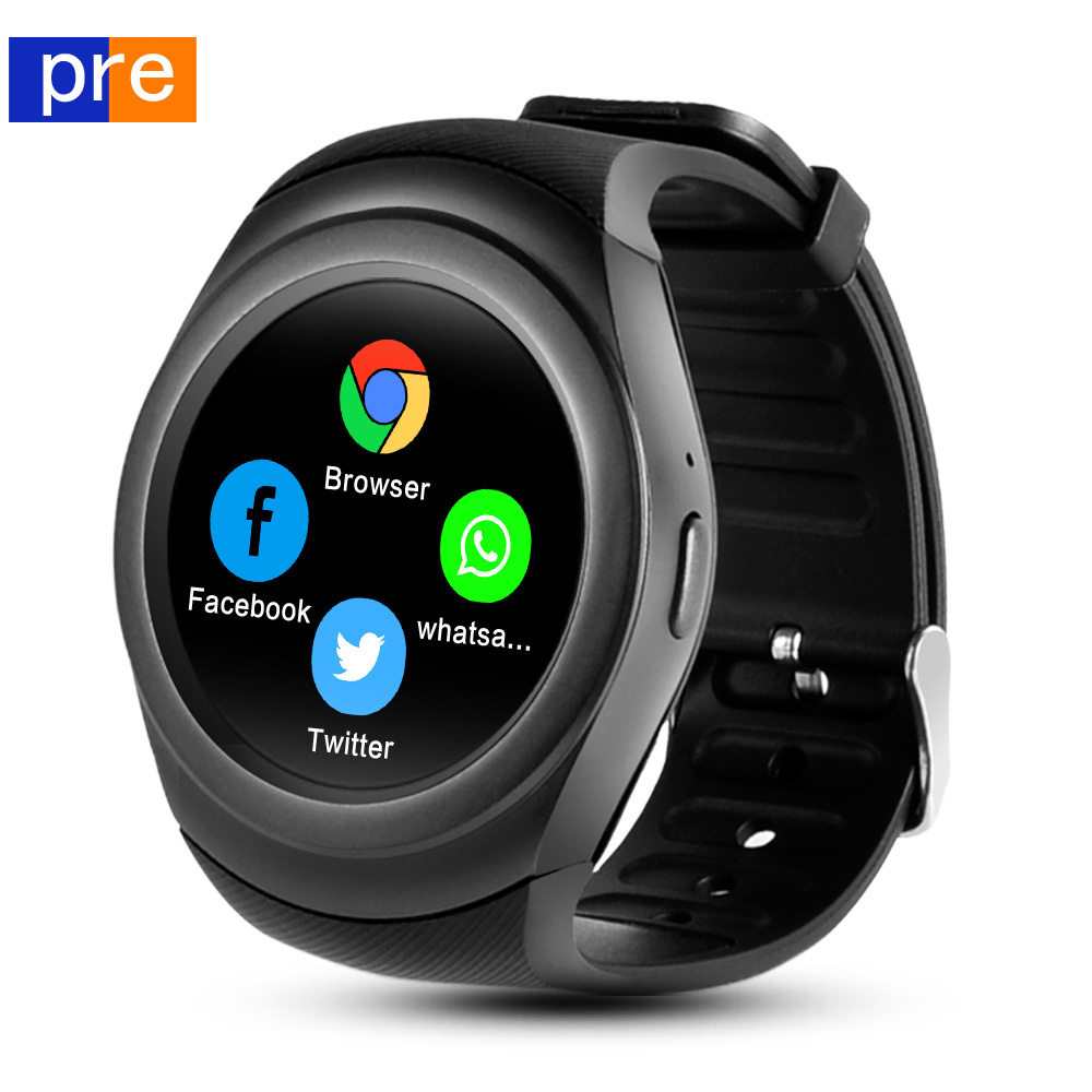 y1 Bluetooth Smart Watch Relogio Android SmartWatch men Phone Call GSM Sim Sports Pedometer Remote Camera Information Display