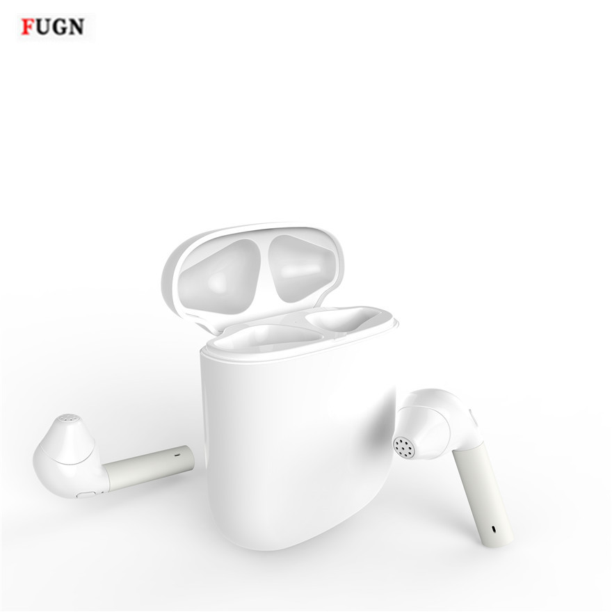 Mini TWS HBQ i8 Twins Bluetooth Headphone Wireless Earbuds Headset Phone Earphone With Mic For iPhone 5 6 7 8 X Android phone