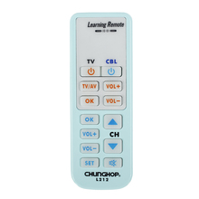 Universal Smart Remote Control Controller Learn Function For TV CBL DVD SAT L212 Copy Chunghop