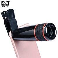 APL 12XSJ 12X Telephoto Zoom Lens Shutterbug Necessary for iPhone Samsung Xiaomi ZTE Notebook PC