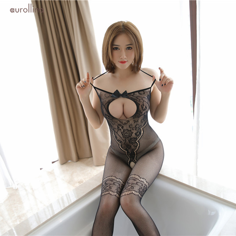 Wild  Japanese AV Star Teacher Home Tutor Stocking Pantyhose Adultery Fashion Dress Open Back Lace Detail Thigh Band Fishnet Sexy Toe Nail Festism Bodysuit (9)