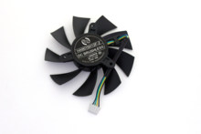 Novo HA9015H12F-Z 85mm 4pin vga gpu cooler placa gráfica fã para msi gtx 1060 3g ocv1 gtx950 r7 360 2gd5 placa de vídeo refrigeração