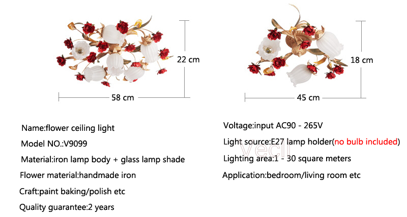 flower ceiling light (17)