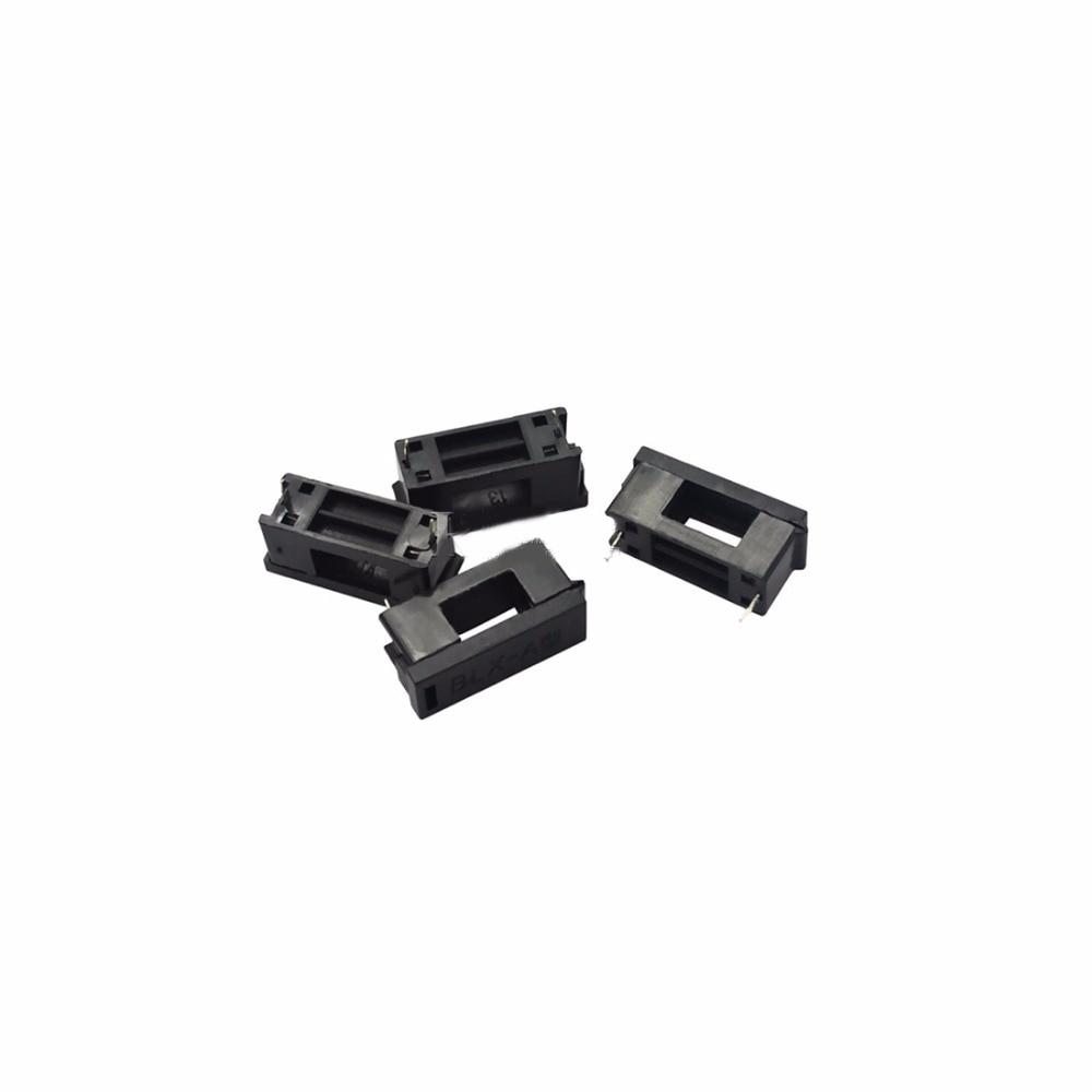 20pcs BLX A type fuse holder fuse blocks little insurance header 5 20mm