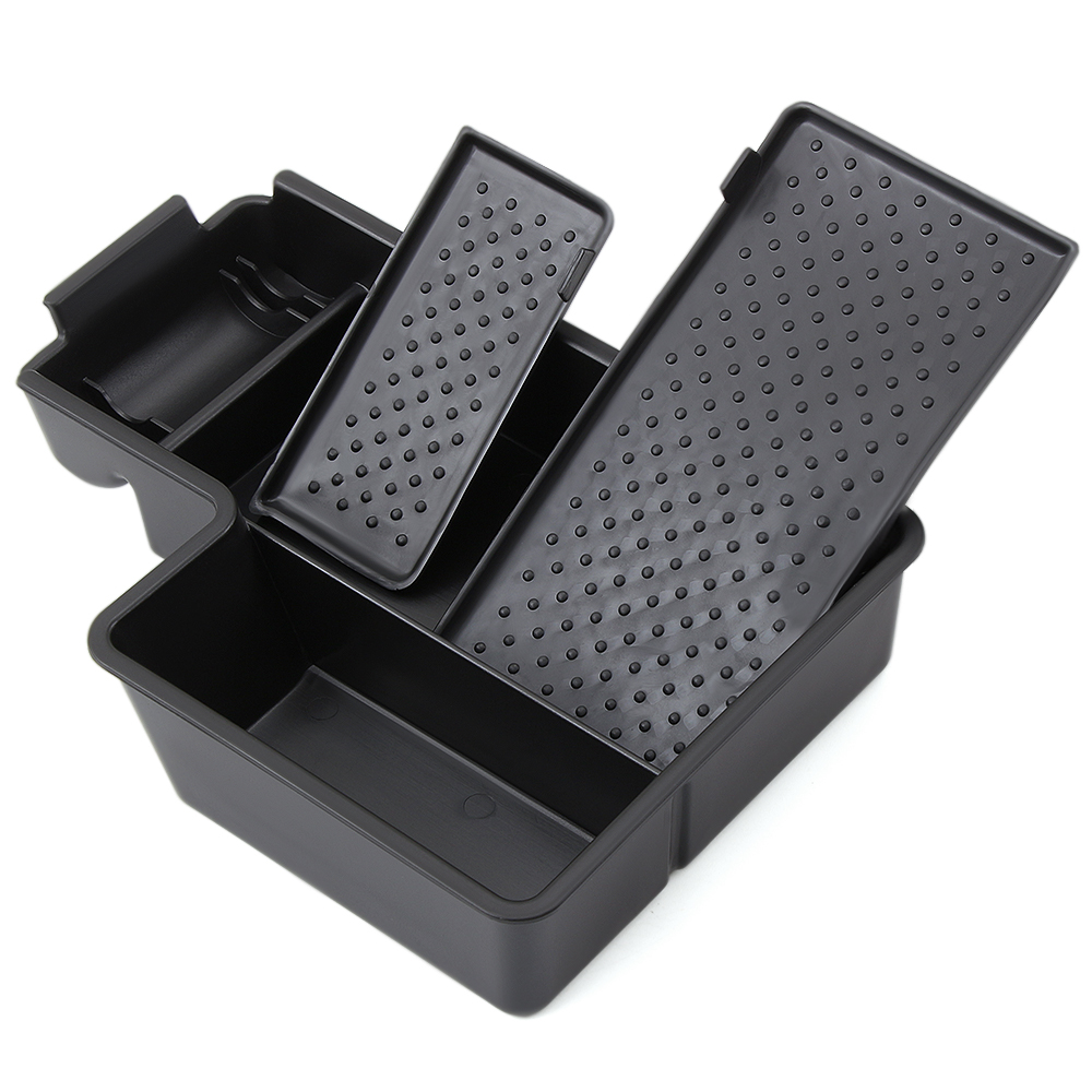 Image 5 - Newest Version Car Glove Box Armrest Box Secondary Storage For  Volkswagen VW MK6 Golf 6 GTI SCIROCCO car styling-in Car Stickers from Automobiles & Motorcycles