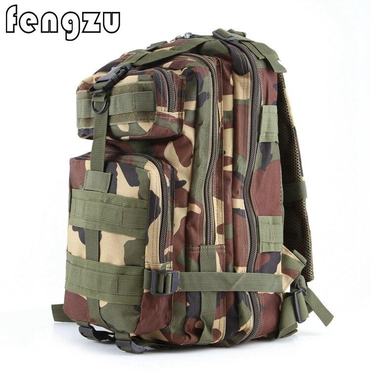Taktische Rucksack Große Armee 3 Tag Assault Pack Molle Bug Out Bag ...