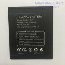 купить Original Battery for DOOGEE B-DG450 Smartphone 2300mAh Lithium-ion Battery for DOOGEE B-DG450 DG450 Mobile Phone battery дешево