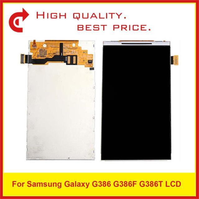 """10 יח\חבילה 4.5 """"עבור Samsung Galaxy G386 G386F G386T Lcd תצוגת מסך Pantalla צג החלפה"""