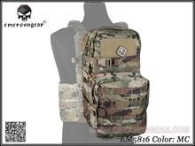 Emerson engrenagem equipamento militar do exército paintball caminhadas jogo de guerra mochila pacote assalto modular w 3l saco hidratação em5816