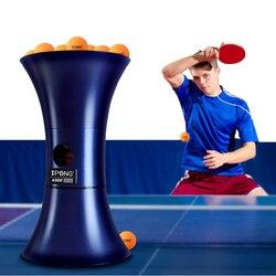 IPONG V300 de tenis de mesa Robot formación nueva versión mejorada de automática para máquina de ping pong tenis de mesa