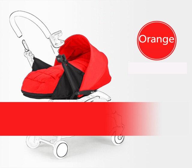 2016 Hot Sale YOYA Newborn Nest Baby Sleeping Bag for YOYA Light Baby Cart Stroller Accessories