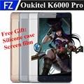 "Оригинал K6000 OUKITEL PRO 5.5 ""OGS FHD Android 6.0 MTK6753 Octa Ядро 4 Г LTE смартфон 13MP 3 ГБ ram 32 ГБ rom dual sim 6000 мАч"