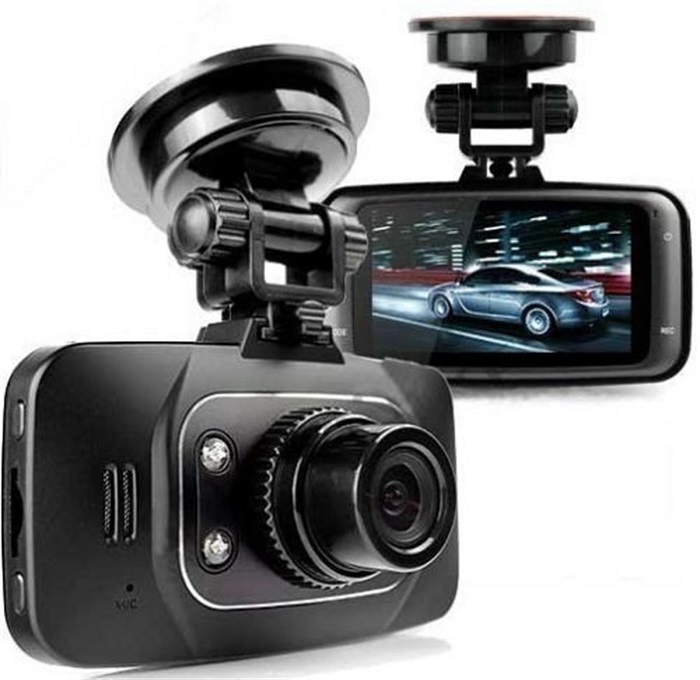 Full HD 1080P 2.7 LCD Car DVR Vehicle Camera HDMI Video Recorder Dash Cam Recorder 120 degree G-Sensor motion detection