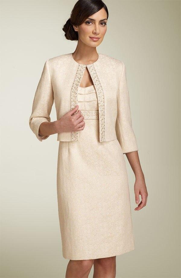 Der Perlen Mutter Mit Neue Abendkleider Braut Knielangen Kleider De Jacke Party Madrinha Vestido 2014 wxtYq8w