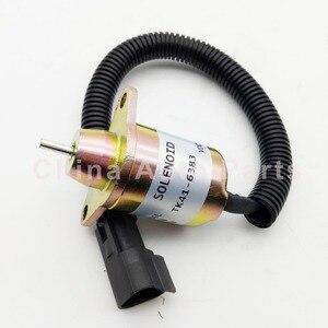 Image 4 - Stop Magnetventil 1503ES 12S5SUC11S SA 4920 SA 4564 SA 4817 TK41 6383 TK 41 6383 FÜR Motor Thermo King