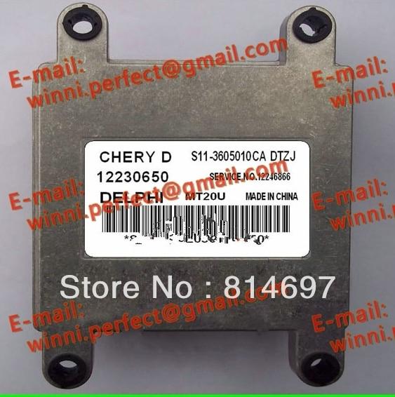 Chery  car engine computer board ECU(Electronic Control Unit)/For DELPHI MT20U Series/car PC/ 12230650/465
