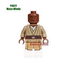 Star Wars Mini Figures Building Blocks