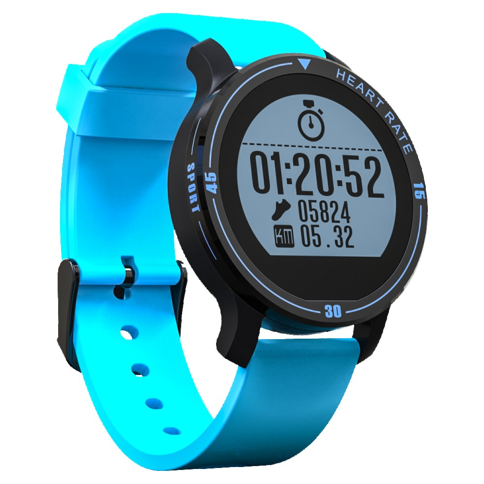 Waterproof Pedometer Call Reminder Smart Watch Wristwatch for IOS and Android Sports Bluetooth Watch Support Heart Rate Monitor