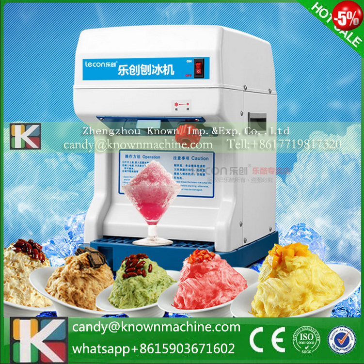 New Ice Crusher Machine Ice Shaver Snow Cone Maker new product distributor wanted 90kg h high efficiency electric ice shaver machine snow cone maker ice crusher shaver price