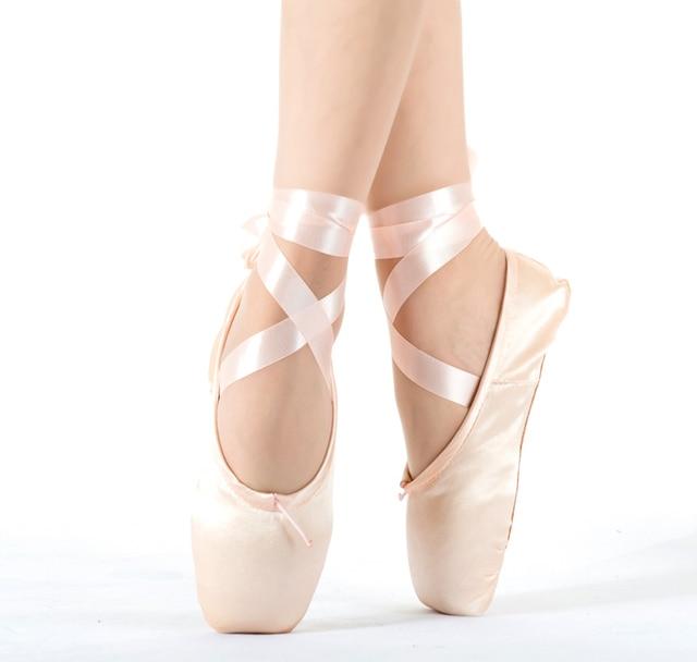 Mari A. Ballet POINTE Zapatilla de Ballet A. Mujeres f95e1e