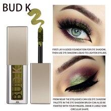brand Liquid Eye Shadow Makeup glitter shadow Metallic Glow Eyeshadow Shimmer Stick Beauty eye Women Cosmetic