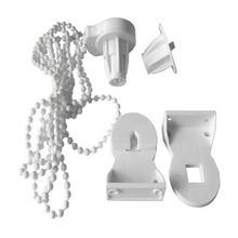 DIDIHOU 25 мм кронштейн для жалюзи, Аксессуары для штор, ручные рулонные жалюзи, цепочка из бисера, аксессуары для кухни, аксессуары для дома