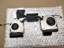 100% Новый Кулер для ноутбука HP envy 15 15-3000 15-3000tx, Охлаждающий радиатор с вентилятором 668827-001