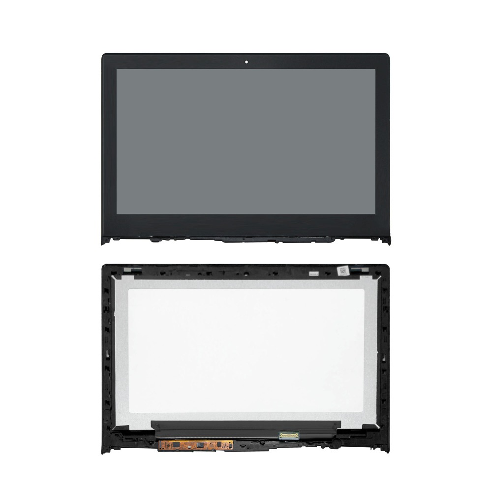Laptop Lcd Screen Methodical Perfect 13.3 Assembly Display Lcd B133han02.0 Lp133wf2 Sp A1 Touch Screen Digitizer Frame For Lenovo Ideapad Yoga 2 13