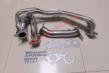Nagłówek wydechowy ze stali nierdzewnej DLA FIT Subaru FIT Impreza FIT WRX/STi 02-06