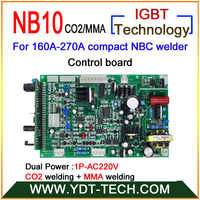NB10 160A-270A compact type welding machine boards set with IGBT control