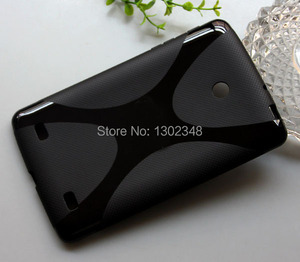 New Waterproof Anti-skid Matte X Line Soft Silicon Rubber TPU Gel Skin Cover Protector Shell Case For LG G PAD 7.0 V400 7