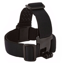 SCLS New Action Camera Head strap mount For Go Pro SJ5000 Sport Camera