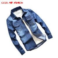 Brand New Men S Denim Shirts Long Sleeves Turn Down Collar Slim Fit Style Jeans Men