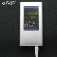 Новый Металл Серебро Супер Кабельный тестер идентификатор для iPhone 7 8 6S 6 5S кабель ID Товара Reader работать на новые ios11 ios10