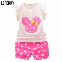 Cute Minnie Little Girls Dresses Long Sleeve Kids Dresses For Baby Girls Dress Children S Clothing