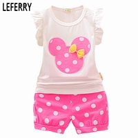 Cute Minnie Little Girls Dresses Long Sleeve Kids Dresses For Baby Girls Dress Children S Clothing