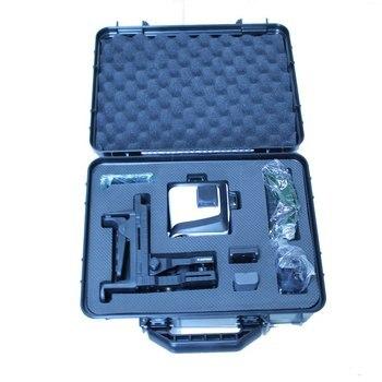 магнитный лазерный уровень | 3g зеленый цвет уровень многоцелевой магнитное крепление лазерный уровень измерительный инструмент