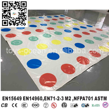 Giant Outdoor Funny Game non Inflatable Twister Mats For Kids(China)