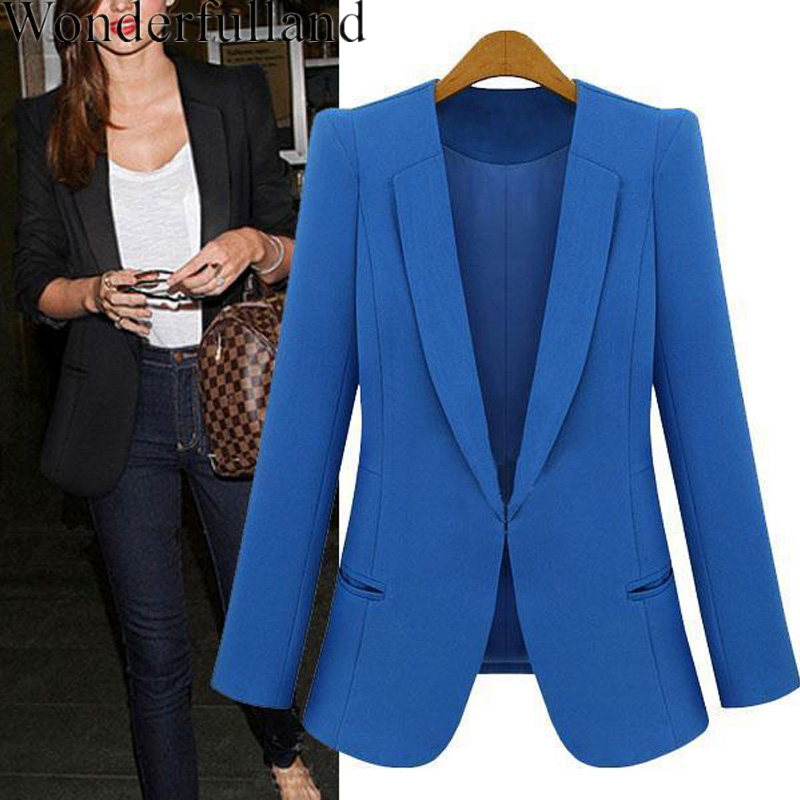 Popular Formal Jackets Women-Buy Cheap Formal Jackets Women lots ...