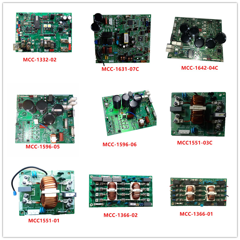 MCC-1332-02| MCC-1631-07C| MCC-1642-04C| MCC-1596-05| MCC-1596-06| MCC1551-03C| MCC1551-01| MCC-1366-02| MCC-1366-01 Used