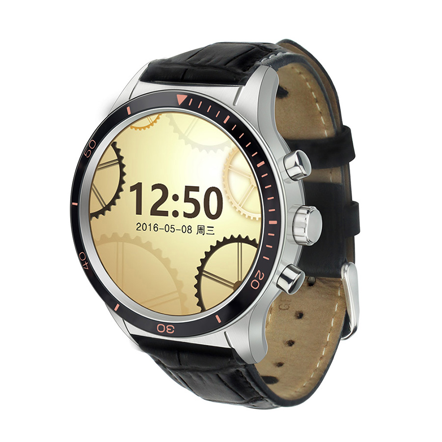 Y3 Smart watch Android 5.1 OS Quad core 512MB RAM + 4GB ROM Heart Rate Monitor 3G wifi Wristwatch цена и фото