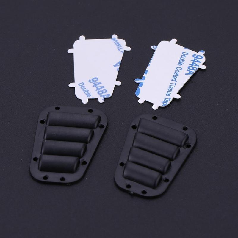 1Set TRX4 Black Plastic Intake Grille Cover For Traxxas 1/10 RC Crawler TR Intake Grille Cover TRX-4 Body Remote Car Accessories