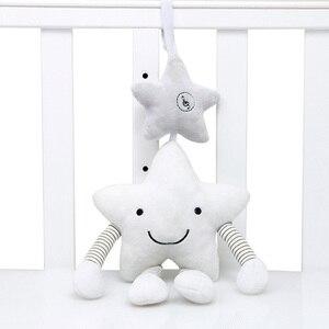 Image 1 - Baby Rammelaar Kinderwagen Speelgoed Muzikale Mobiele Baby Speelgoed Leuke Leren Edccation Cartoon Ster Voor Baby Kinderwagens Wieg Opknoping