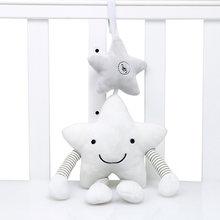 Baby Rammelaar Kinderwagen Speelgoed Muzikale Mobiele Baby Speelgoed Leuke Leren Edccation Cartoon Ster Voor Baby Kinderwagens Wieg Opknoping