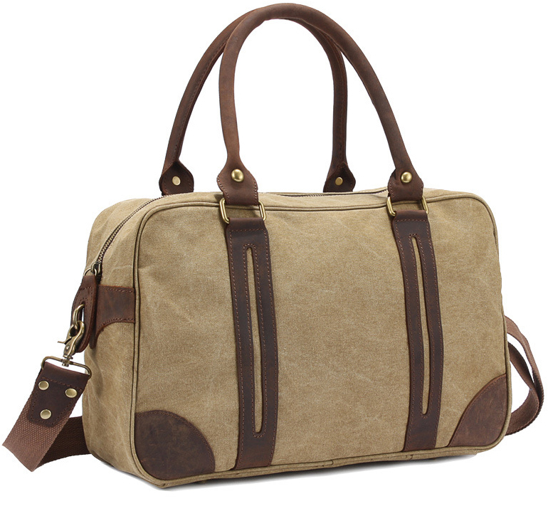 Popular Canvas Overnight Bag-Buy Cheap Canvas Overnight Bag lots ...