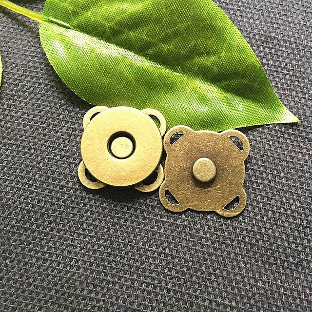 Ensembleslot Pour Bronze 10 Sac À Mm Sacs Métal Aimant 14 Bouton zGMVSUpq