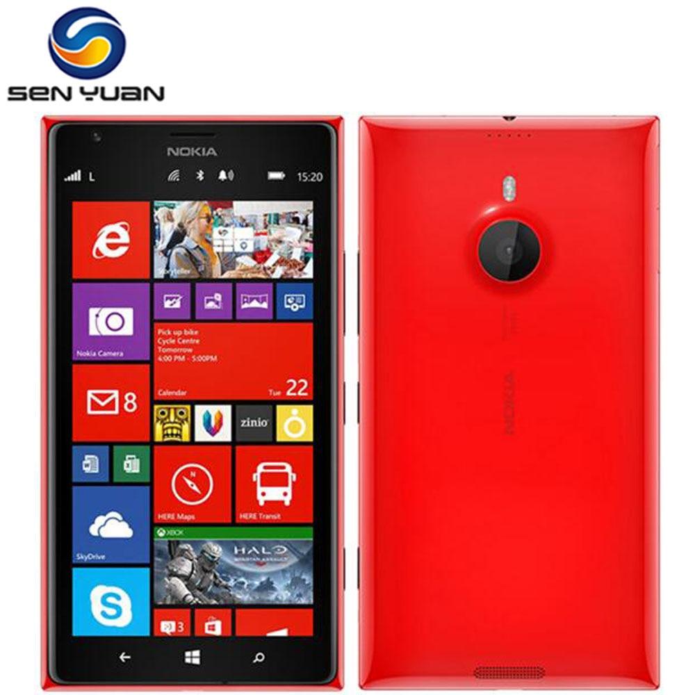 Цена за Оригинальный nokia lumia 1520 mobile телефон quad core 2 ГБ оперативной памяти 16 ГБ rom 20mp nfc gps wifi разблокирована lumia 1520 сотовый телефон