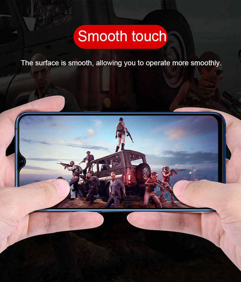 Закаленное Стекло для zte лезвие V10 VITA 0,3 мм 3D с уровнем твердости 9 H полное покрытие премиум Экран из закаленного стекла с полным покрытием Защитная пленка