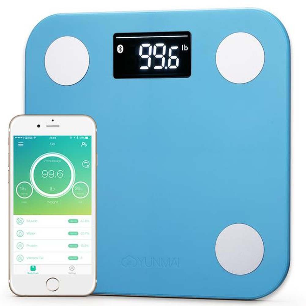 Bathroom Bathroom Scales Works with Free iOS and Android App